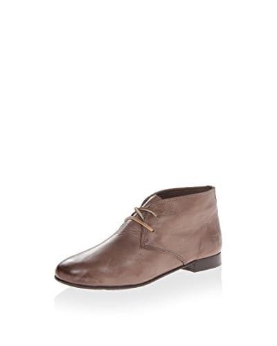 Frye Women's Jillian Chukka Ankle Boot  [Grey]