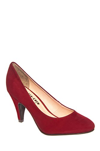 Pepper Mid Heel Pump