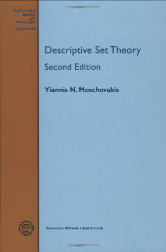 Descriptive Set Theory