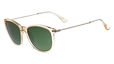 Calvin Klein Platinum CK3173S Sunglasses 209 Shiny Beige