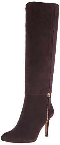 Nine West Women's Vintage Suede Knee High Boot, Dark Brown, 10 M US (Nine West Vintage Shoes compare prices)