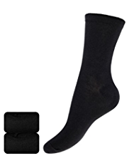 2 Pairs of Heatgen™ Ankle High Socks