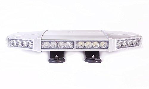 Falcon Flight Emergency Led Light Bar 18 In (Amber/White)