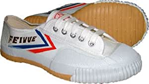 Fei Yue Martial Arts Shoes (White)