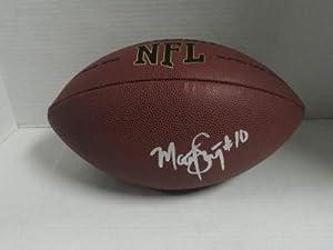 Signed Matt Serra Ball - Scott Arizona Wildcats - Autographed Footballs by Sports+Memorabilia