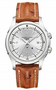 Hamilton Jazzmaster Traveler 2 Men's Automatic Watch