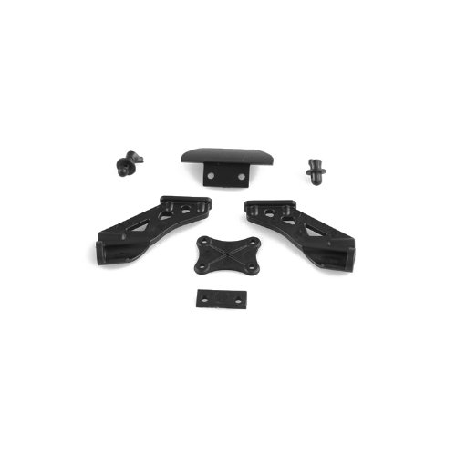 LC Racing Wing Mount Set for 1/14 LC Racing Buggy/Monster Truck - 1