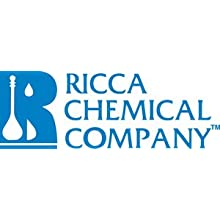 Ricca Chemical 5050-16 Methyl Red Indicator, 0.02% w/v Aqueous Solution, 500mL Poly Natural Container