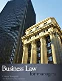 img - for Business Law for Managers book / textbook / text book