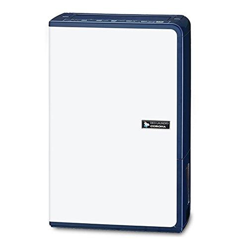 コロナ(CORONA) 衣類乾燥除湿機 除湿量18L(木造20畳・鉄筋40畳まで) エレガントブルー CD-H1815(AE)