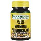Veganicity Evening Primrose Oil 500Mg 90Vegicaps