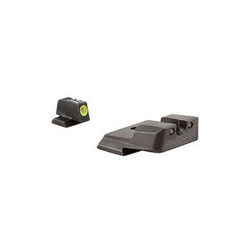 Trijicon S&W M&P Hd Night Sight Set Front Outline, Yellow