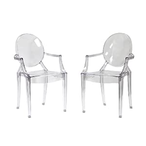 Ghost Chair Set of 2