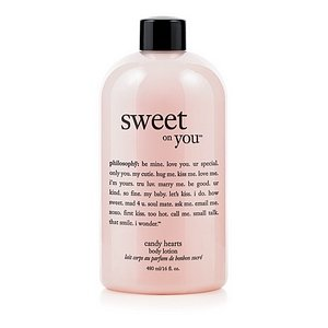 Philosophy Sweet On You Lotion, 16-Ounce