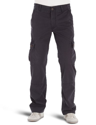 Timberland Bayfield Straight Men's Cargo Trousers Dark Navy W36 INXL32 IN