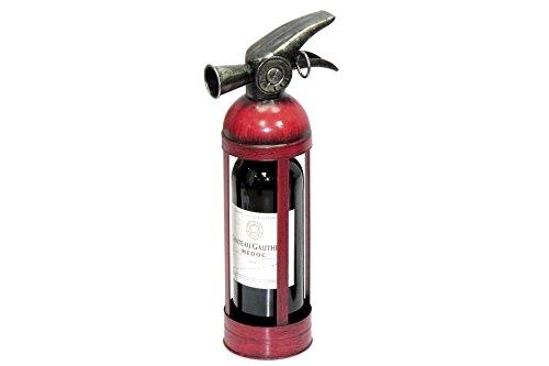 portabottiglie-insolito-estintore-premium-rosso