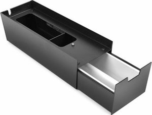 Jura Cup Warmer Accessory Drawer 69867 front-533696