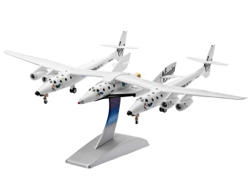 Revell-64842-Model-Set-Space-Ship-Two-and-Carrier-im-Mastab-1144