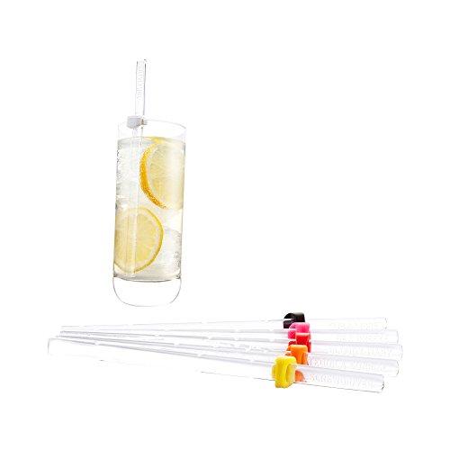 Vacu Vin VACUVIN7860060 Recipe Sticks Cocktail - Set of 6 (Vacu Vin Recipe Sticks Cocktail compare prices)