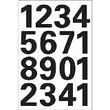 ヘルマラベル #4168(防水シール)【数字】 304168