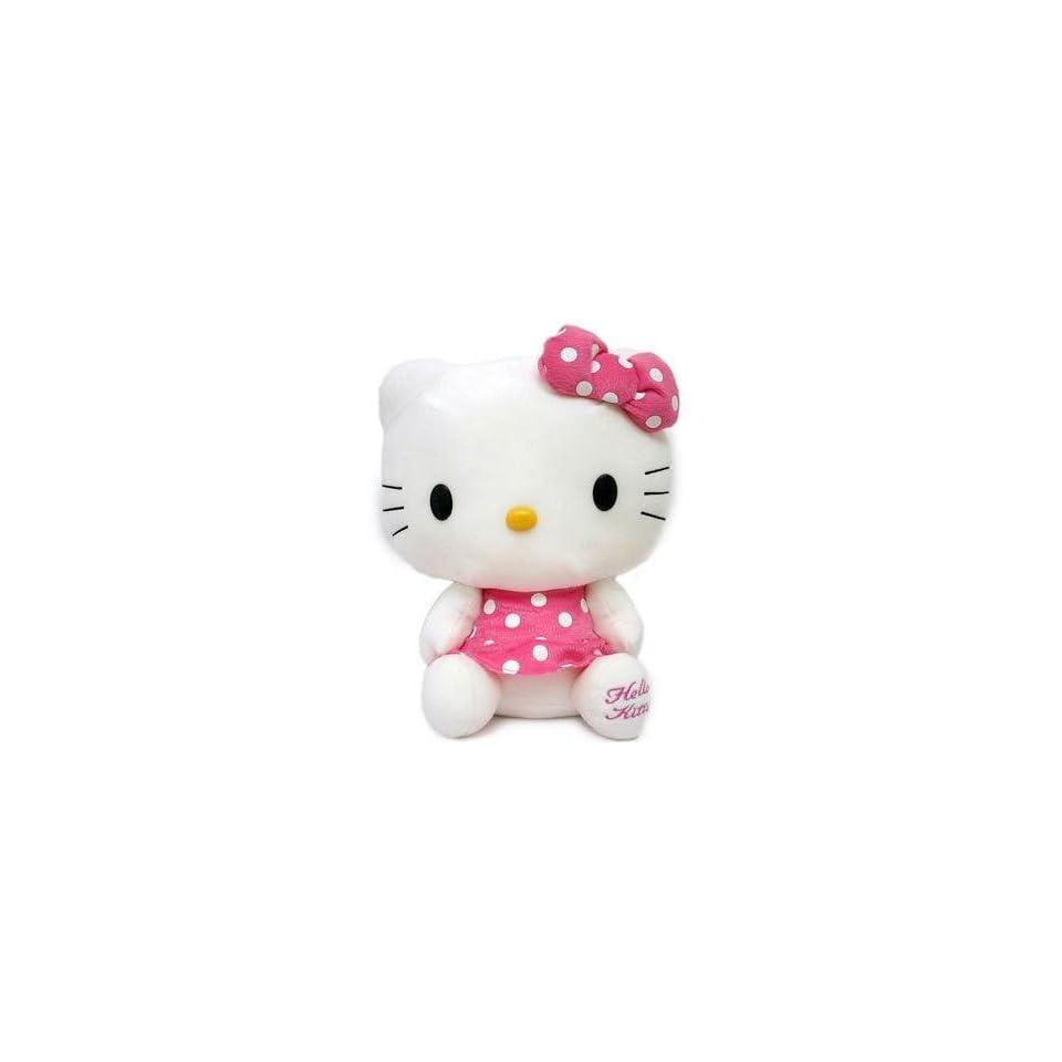 Original Sanrio Hello Kitty Plush Doll Approx 13