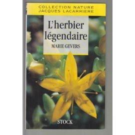 L'herbier légendaire