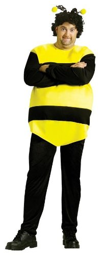 Killer Bee Costume - Standard - Chest Size 33-45