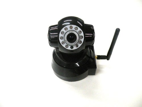Sale!! Wansview Wireless IP Pan/Tilt/ Night Vision Internet Surveillance Camera Built-in Microphone ...