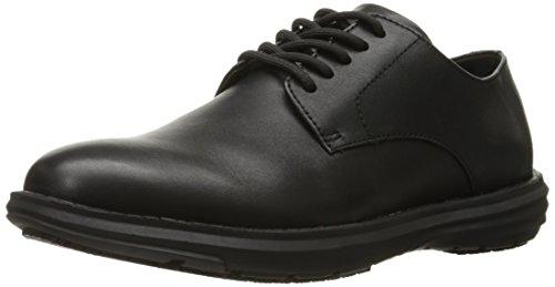 Dr. Scholl's Men's Hiro Work Shoe, Black, 10.5 M US (Black Restaurant Shoes compare prices)