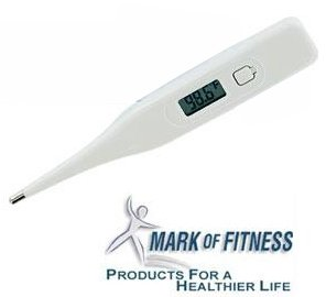 Mark of Fitness MF-1 Digital Fever Thermometer