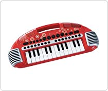 Children's Carry Along Keyboard