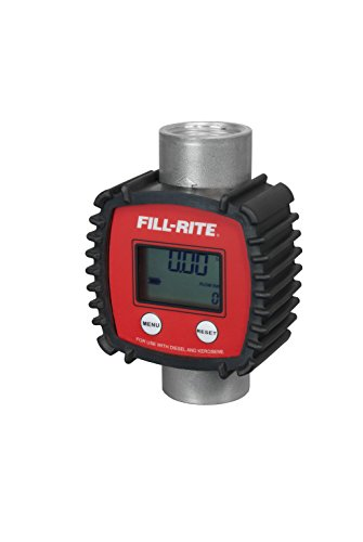 Digital Flow Meter : Fill rite fr a gpm in line digital flow meter