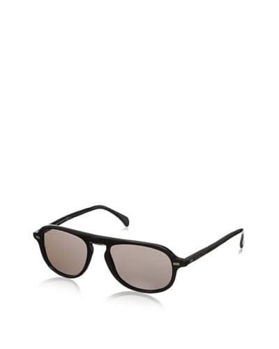 Giorgio Armani Men's GA834/S Sunglasses, Shiny Black