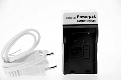 PowerPak ENEL10 Digital Camera Travel Battery Charger (For Nikon ENEL10)
