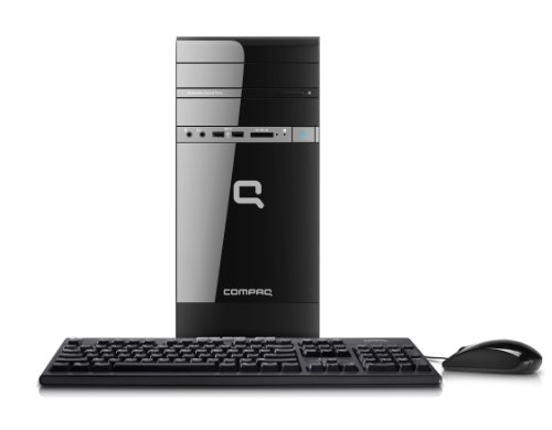 HP Compaq CQ2924EA Desktop PC (Intel Pentium G645T Processor 2.5GHz, 4GB RAM, 500GB HDD, Intel HD Graphics, DVD-RAM, Windows 8)