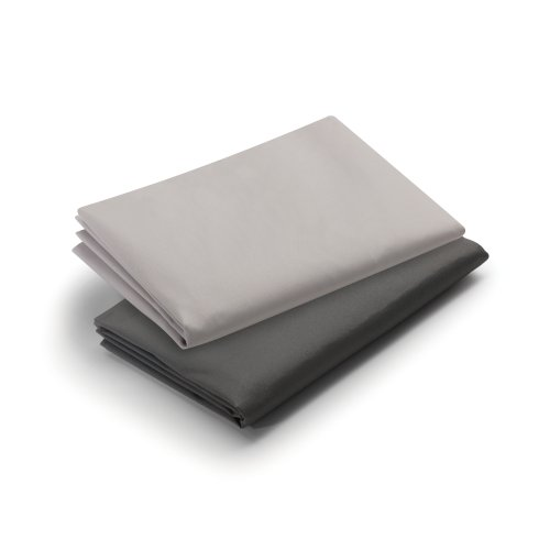 Learn More About Graco Pack 'n Play Playard Sheet, Dark Gray/Pale Gray, 2 Count