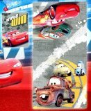 Disney Pixar Cars Bath Towel & Washmitt - 1