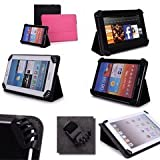 Sell Ideas® Universal Case Cover Stand for Apple Ipad 2/3/4/5+ Apple Ipad mini + Samsung Galaxy Tablets Including Le Pan S 9 inch Tablet + IB Elite 9 inch Android Tablet + Kaser NetsGo YF730-8G 9 inch Tablet + All Tablets Ebooks of Size 9