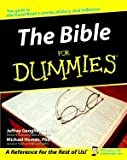 img - for Bible for Dummies book / textbook / text book