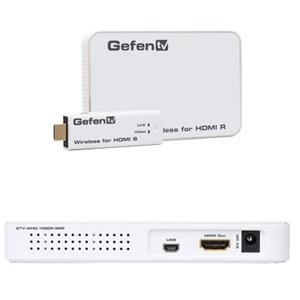 Gefen, Wireless HDMI Extender In Room (Catalog Category: Cables- Audio/Video / DVI/HDMI Cables) by Gefen