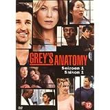 Grey's Anatomy : l'int�grale Saison 1 - Coffret 2 DVD [Import belge]par Ellen Pompeo