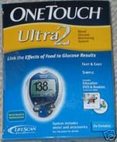 One Touch Ultra 2 Blood Glucose Monitoring System (How To Make The Ch compare prices)