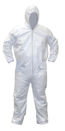 SAS Safety 6894 Gen-Nex All-Purpose Hooded Painter's Coverall, X-Large