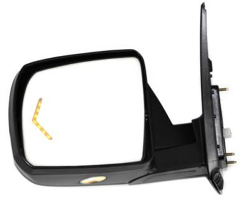 crash-parts-plus-driver-side-chrome-power-heated-mirror-for-toyota-sequoia-tundra