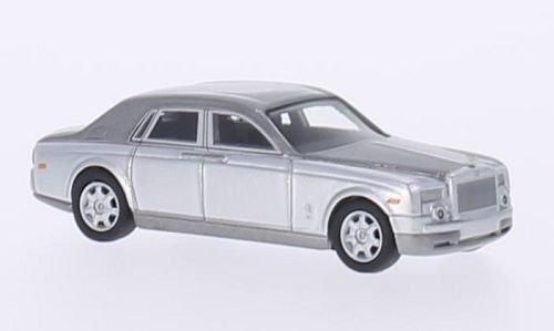rolls-royce-phantom-series-i-silber-metallic-grau-rhd-2003-massstab-187-resine-fertigmodell-bos-mode