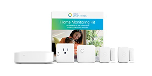 Best Review Of Samsung SmartThings Home Monitoring Kit