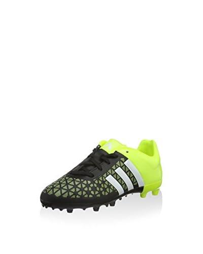 adidas Fußballschuh ACE 15.3 FG/AG J schwarz/gelb/weiß