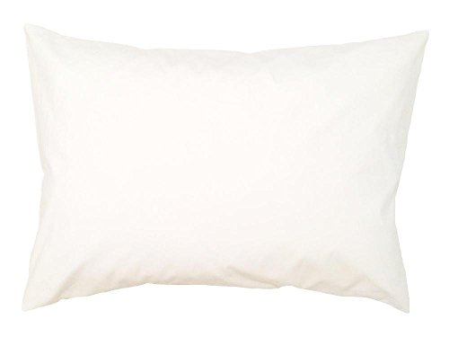 Why Should You Buy A Little Pillow Company 100% Cotton Toddler Pillowcase (ENVELOPE-STYLE) in Whit...