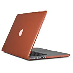Speck Products SeeThru Hard Shell Case for MacBook Pro with Retina Display 13-Inch Wild Salmon (SPK-A1889)