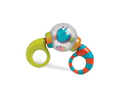 Manhattan Toy Zonks Rattle, Boxed - 1